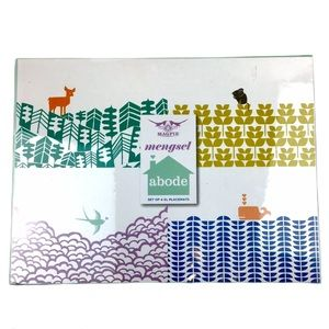 Magpie Mengsel Abode Placemats, Set of 4